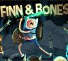 Adventure Time Finn & Bones